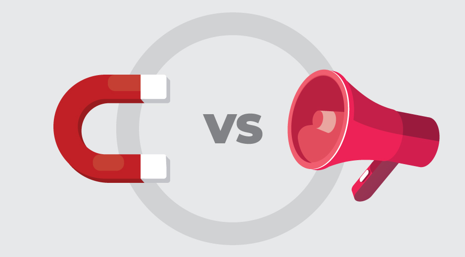 Entenda a diferença entre Inbound e Outbound Marketing